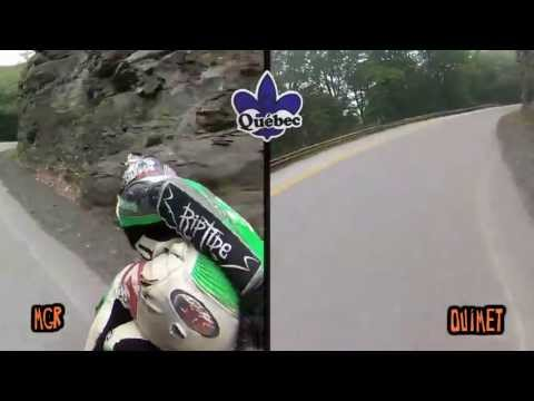 ACME Downhill Head 2 Head w/ MGR & Charles Ouimet - Push Culture News