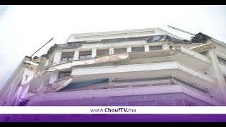 تفاصيل سقوط شرفة عمارة بالقرب من المسرح الجديد لمدينة الدار البيضاء   |   خبر اليوم
