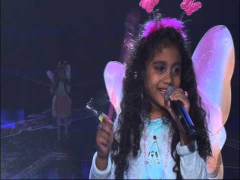 Ceria Popstar 2: Kashika Bersama Azrul & Zam - Let It Go (Frozen OST) [16.05.2014]