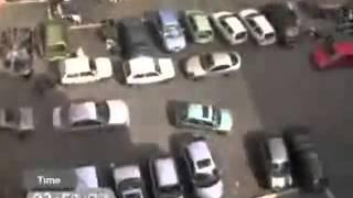 Torpes aparcando