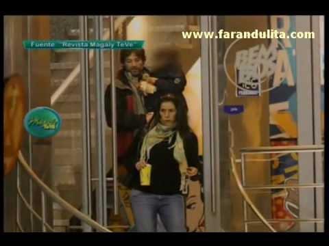 Magaly Teve 24-10-2011 Gianella y Segundo Cernadas reaparecen en familia