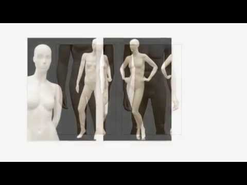 Mannequins Toronto, Canada - Free Shipping