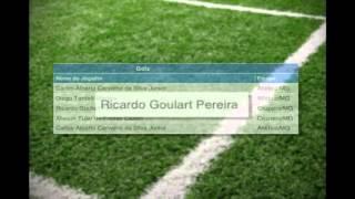 �rbitro muda a s�mula e confirma gol para Ricardo Goulart