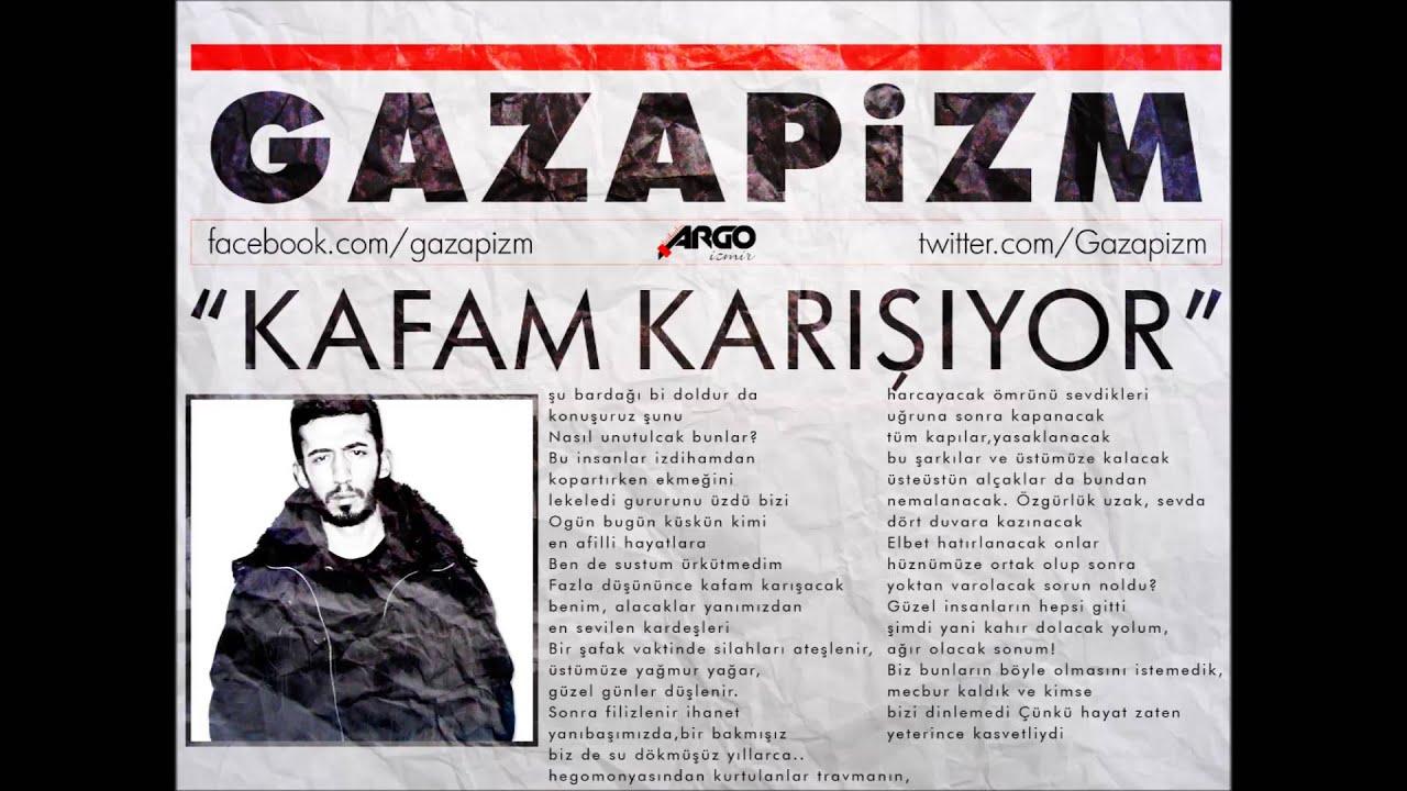 Gazapizm – Kafam Karışıyor yeni şarkı indir