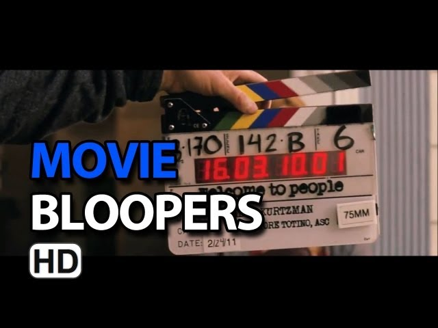 People Like Us (2012) Bloopers Outtakes Gag Reel
