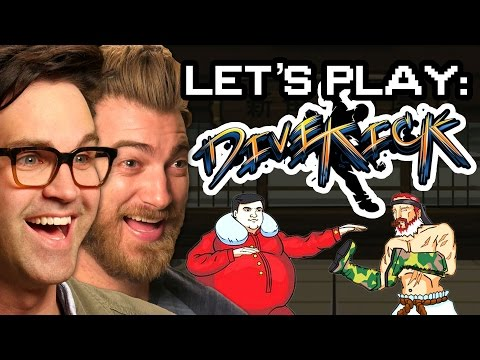 Let's Play - Divekick!