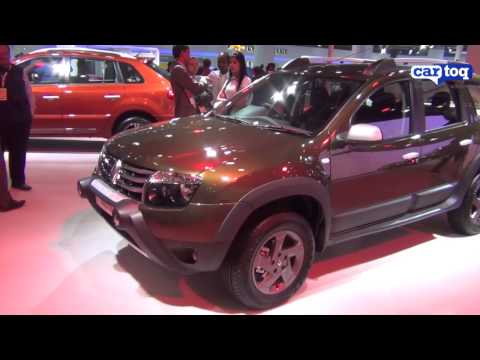 Renault showcase at Auto Expo 2014