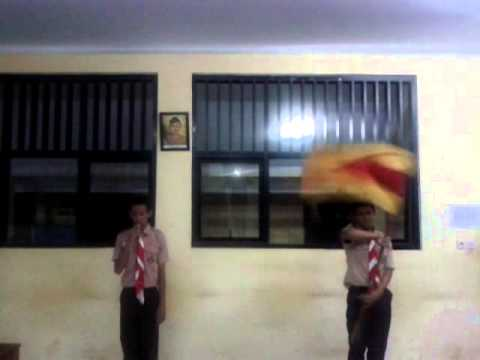 Video simulasi Semaphore EIS V 2013