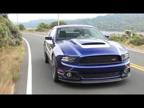 Is Roush's Stage 3 The Best Mustang You Can Buy? -- /TUNED