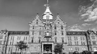 Old Haunted Kirkbride Insane Asylum West Virginia