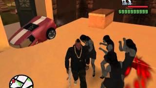 Loquendo GTA San Andreas Los Zombies Del Cementerio