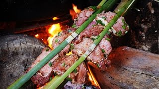 Wild Pig Roast Recipe | Thịt Lợn Rừng Nướng
