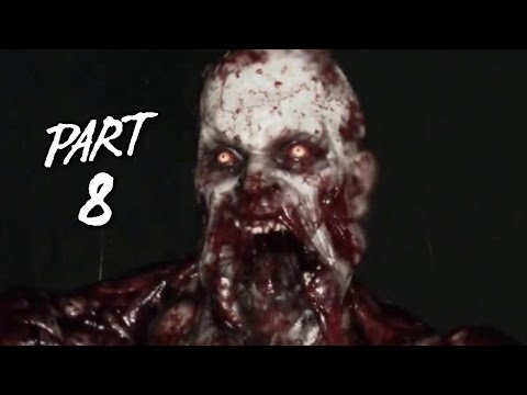 Dying Light Walkthrough Gameplay Part 8 - Running Man - Campaign Mission 7 (PS4 Xbox One)