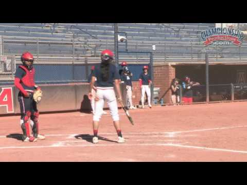 All Access Softball Practice with Mike Candrea - Clip 2