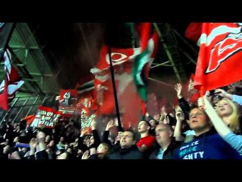 Fans From FC Twente - Opkomst - PSV - FC Twente