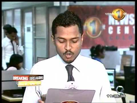 SHAKTHI BREAKFAST news 1st - 07.01.2014 6 am