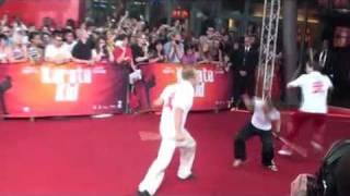 Fight Jackie Chan, Will Smith & Jaden Smith