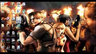 Como Colocar Codigos No Resident Evil 4