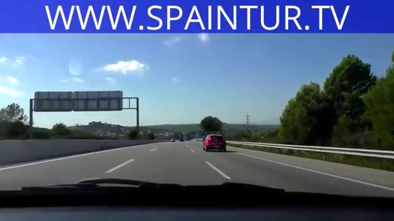 Аренда машины в аликанте испания барселона