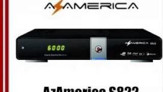 Nova Atualização Azamerica S822 28/07/2014