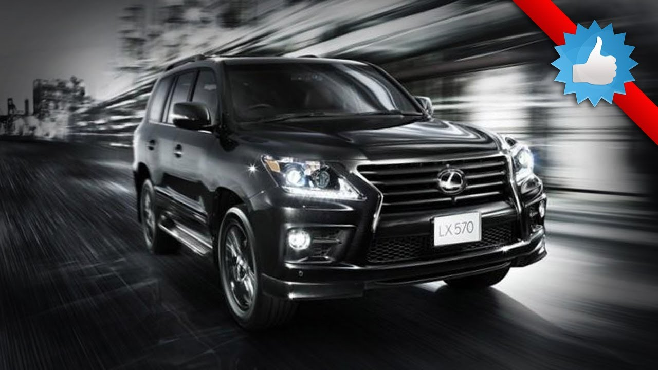 2015 Lexus Lx570 Supercharger Special Edition 450 Bhp