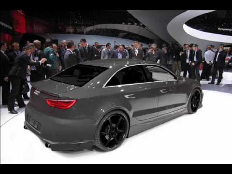 audi a3 sedan tuning youtube. Black Bedroom Furniture Sets. Home Design Ideas