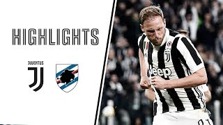 HIGHLIGHTS: Juventus vs Sampdoria - 3-0 - Serie A - 15.04.2018