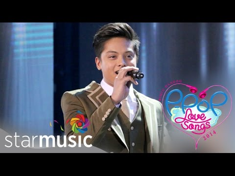DANIEL PADILLA - Simpleng Tulad Mo (Himig Handog P-Pop Love Songs 2014 Finals Night)
