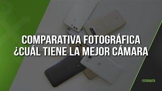 Comparativa fotográfica smartphones 2016