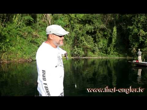Angler Trip : ตลุยเขาแหลม แนะนำเหยื่อสปูนตัวใหม่ Fishing Tentar