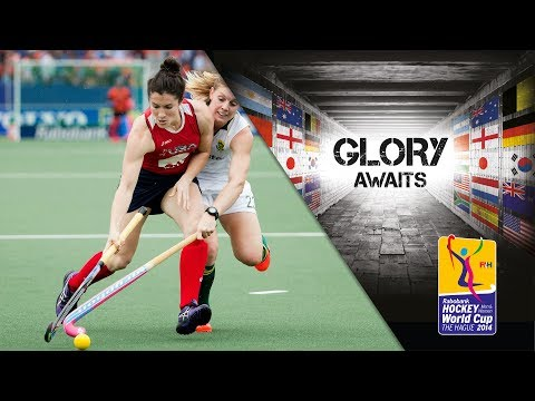 USA vs South Africa - Women's Rabobank Hockey World Cup 2014 Hague Pool B [10/6/2014]
