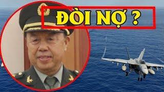 Vì sao Bộ tham mưu TC II đứng tim sau khi tướng TQ Phạm Trường Long bỏ về