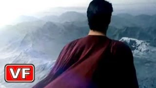Superman Man Of Steel Bande Annonce VF