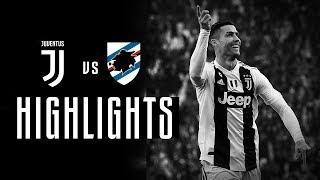 HIGHLIGHTS: Juventus vs Sampdoria - 2-1 - Serie A - 29.12.2018 | Ronaldo's double downs Samp
