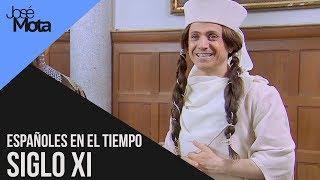Parodia españoles por el tiempo. José Mota