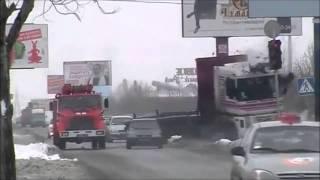 Подборка ДТП с видеорегистраторов 21 \ Car Crash compilation 21