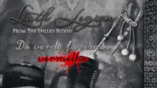 SOUTH LEGION - Do verde faremos vermelho [lyric video] ft. Marcello Caminha