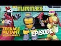 THE SCHROEDER FAMILY VLOG REALITY SHOW EP 8 TEENAGE MUTANT INJURED TURTLE