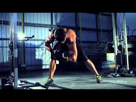 Greg Plitt's MFT28 Day 4, Arms War Bodybuilding com
