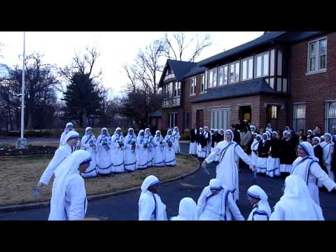 Missionaries of Charity: Solemn Profession