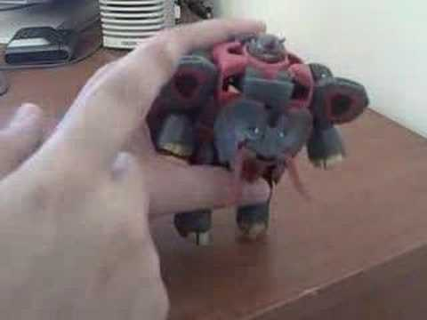 Transformers Animated Deluxe Class Snarl &quot;Slag&quot;