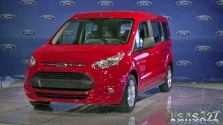 All-new Ford Transit Connect Wagon 2014