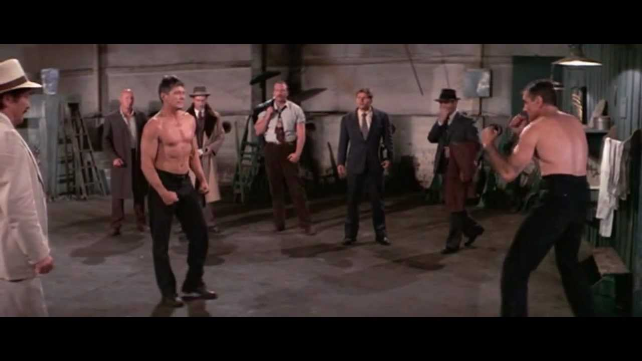 hard times 1975 charles bronson fight 2 of 2 youtube