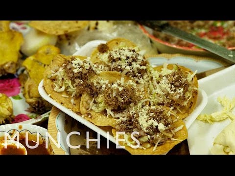 Munchies Guide to Oaxaca: Part 1