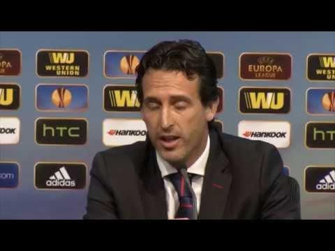 Sevilla-Coach Unai Emery:
