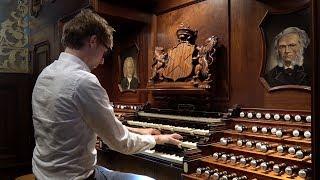 Hallelujah - G.F. Händel - Gert van Hoef in de Nieuwe Kerk Katwijk
