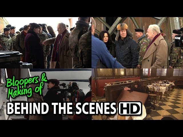 Red 2 (2013) Making of & Behind the Scenes (Part2/2)