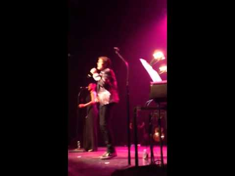 Sir Cliff Richard - Gramercy Theater - We don't talk anymore