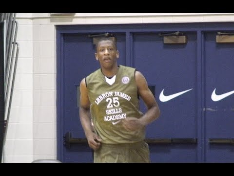 Troy Williams Top Ten Junior  with recent North Carolina Offer - Class of 2013