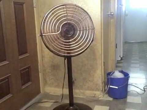 Homemade Air Conditioner Simple Diy Ac Uses 45 Watts Can